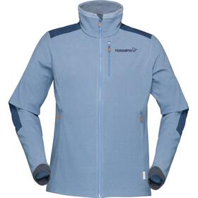 Norrøna Svalbard Warm1 Jacket Dame coronet blue